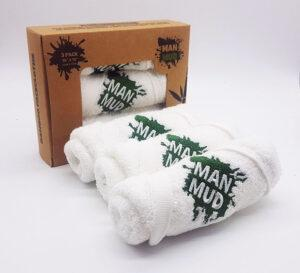 100% Bamboo Facecloth 3 pack